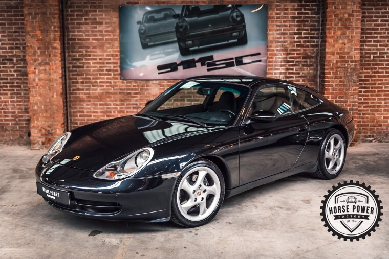 Foto van Porsche 911 3.4 Coupé Carrera