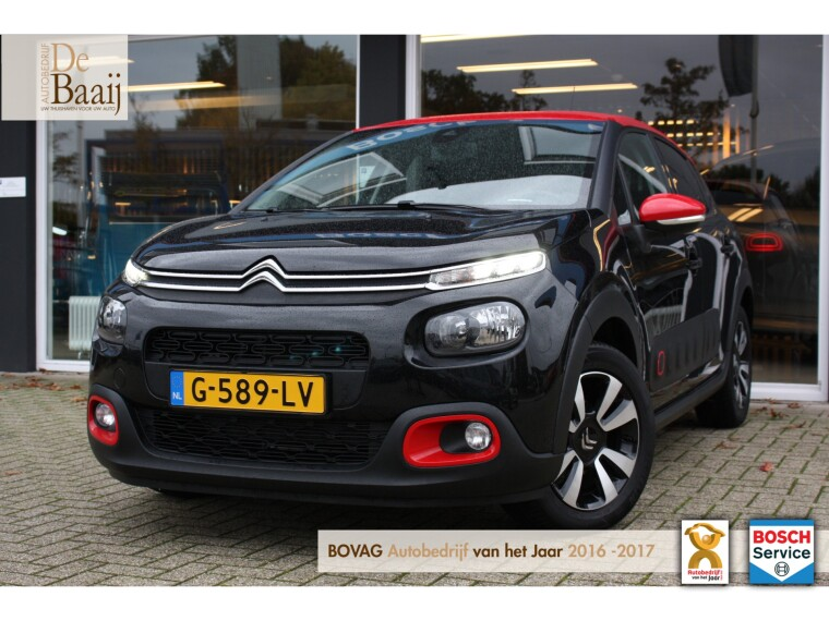 Foto van Citroën C3 1.2 PureTech Shine