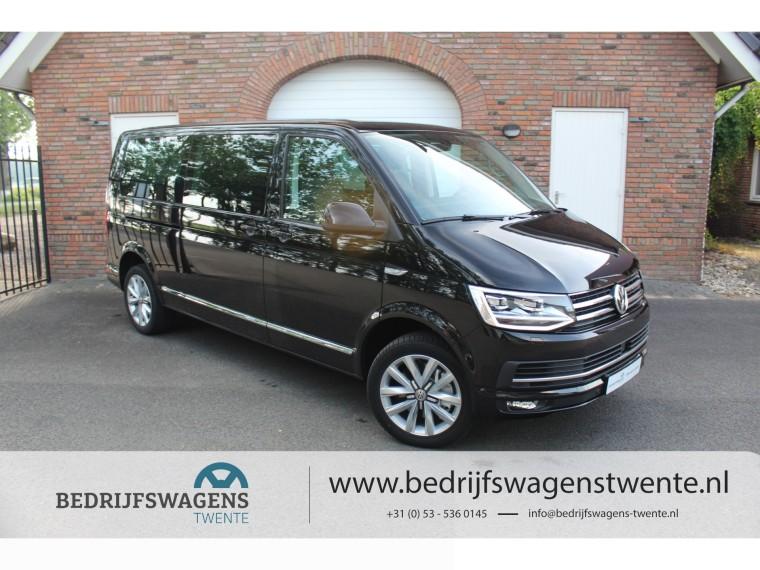 Foto van Volkswagen Caravelle T6 CARAVELLE 198pk DSG **2019** LWB DUB/CAB HIGHLINE | ACC