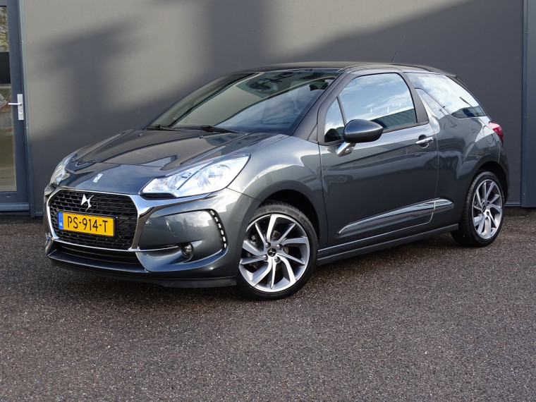 Foto van DS DS 3 1.2 PureTech Business
