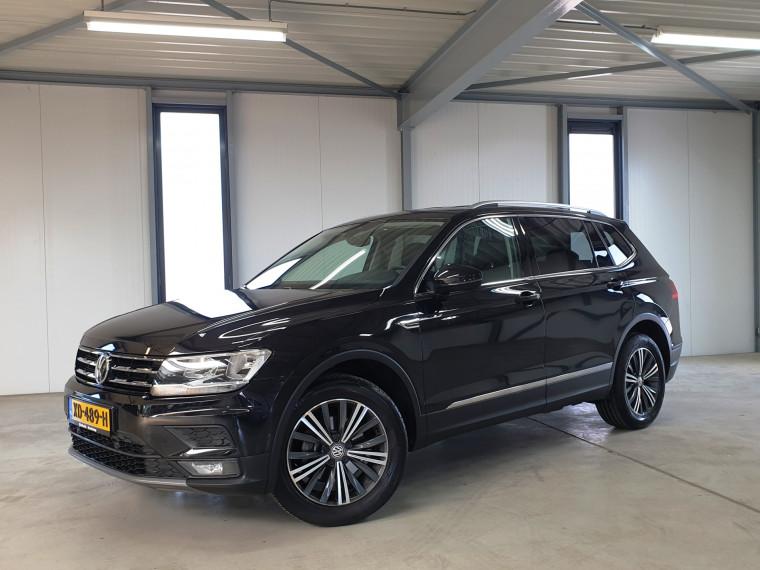 Volkswagen Tiguan Allspace 1.4 TSI Comfortline Business 7p. Adaptieve cruise, Navi, Zwenkbare trekhaak