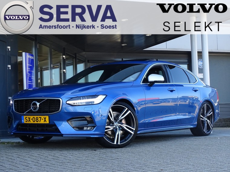 Foto van Volvo S90 T6 AWD R-Design | Full Option |