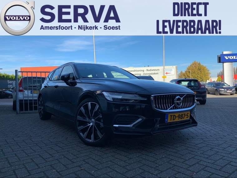 Foto van Volvo V60 D4 Geartronic Inscription
