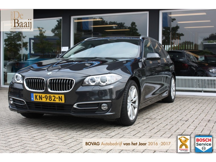 Foto van BMW 5 Serie Touring 520d High Executive