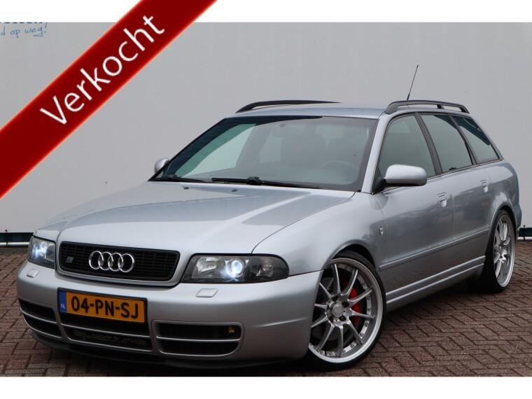 Foto van Audi S4 Avant S4 2.7 V6 BITURBO QUATTRO, Advance uitv.,