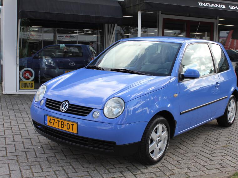 Foto van Volkswagen Lupo 1.4-16V