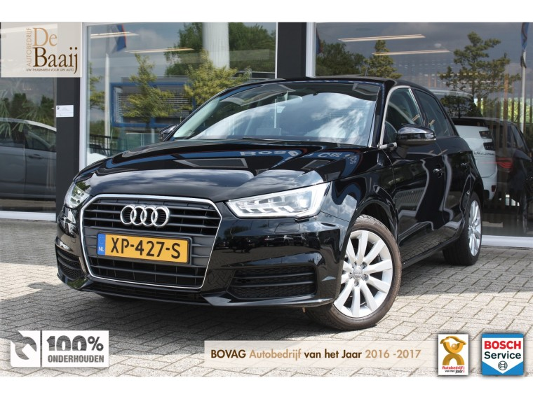 Foto van Audi A1 Sportback 1.0 TFSI Sport Pro Line