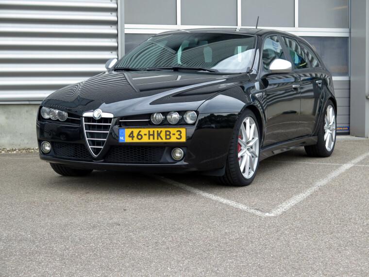 Foto van Alfa Romeo 159