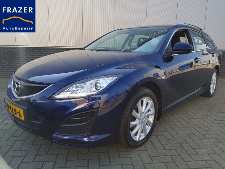 Foto van Mazda 6 Sportbreak 1.8 BUSINESS STATION