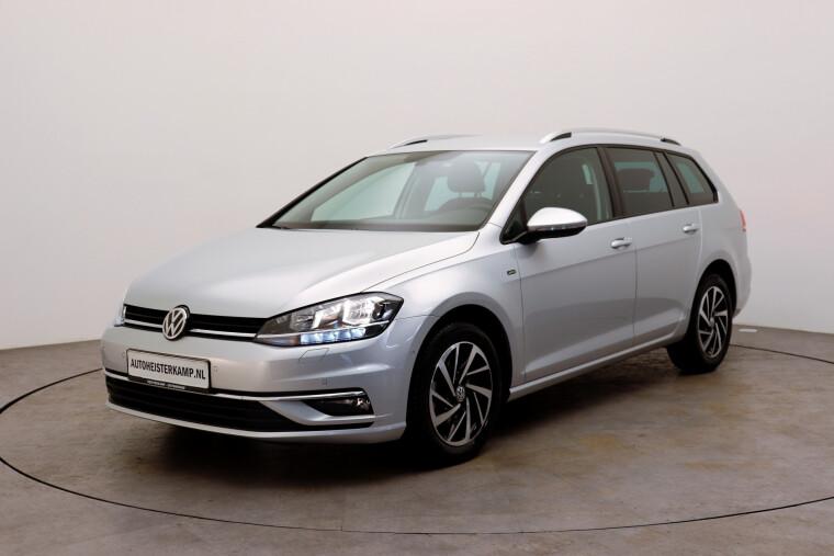 Volkswagen Golf Variant 1.6 TDI 115pk DSG/AUT Comfortline Business navi discover pro, pdc, winterpakket