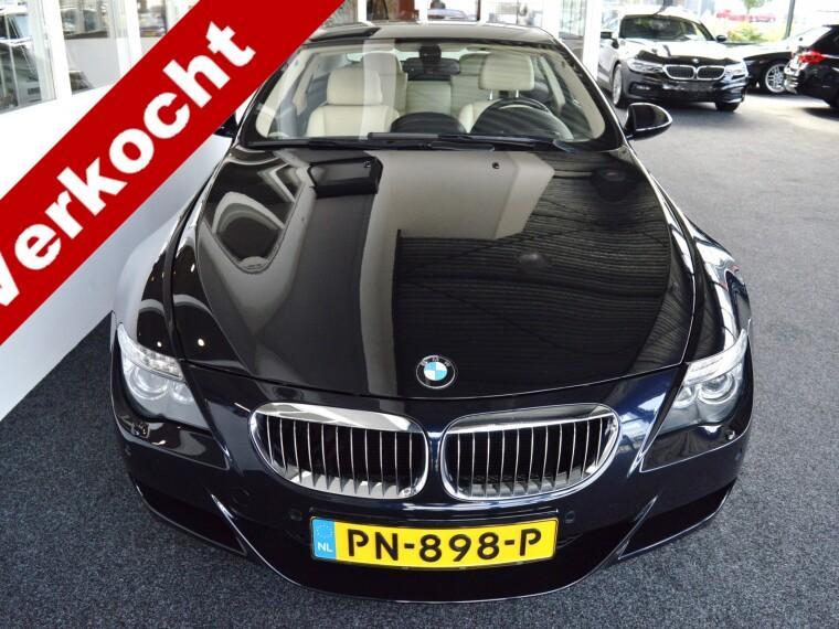 Foto van BMW 6 Serie M6 Coupé Facelift Aut7 V10