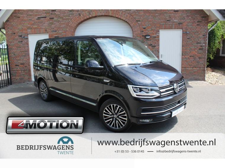 Foto van Volkswagen Multivan T6 MULTIVAN 4-MOTION HIGHLINE 204 PK DSG | DUO LEDER