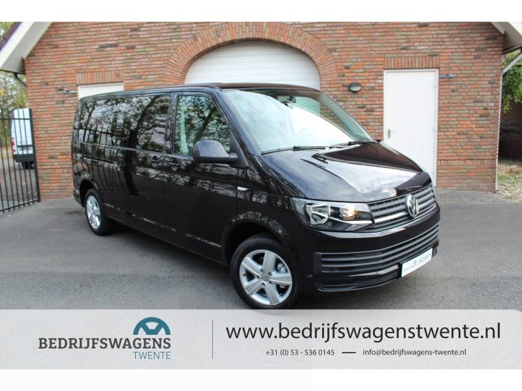 Foto van Volkswagen Transporter T6 150 pk TDI L2H1 DUB/CAB | NAVI | Trekhaak