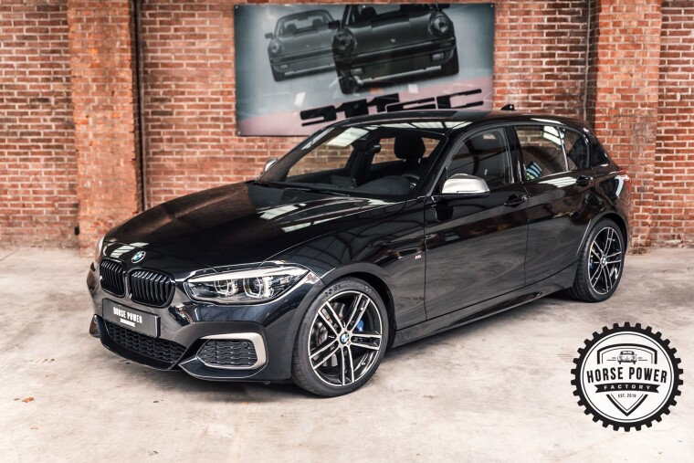 Foto van BMW 1 Serie M140i Edition Shadow High Executive