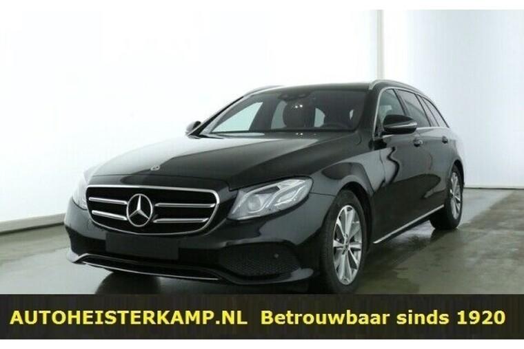Mercedes-Benz E-Klasse Estate 200 d TAXI PRIJS 32.950 EX BTW/BPM Avantgarde Schuifdak Standkachel Navi