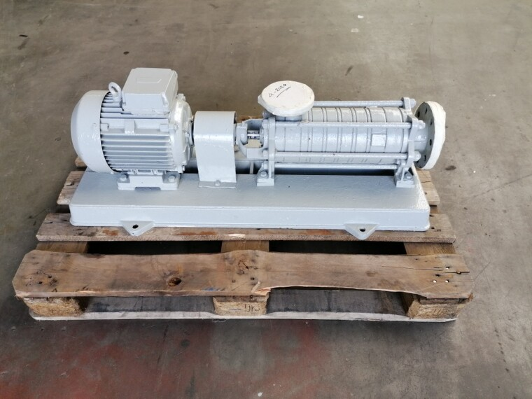 Foto van Sihi Pump model 3605, build on frame (USED)