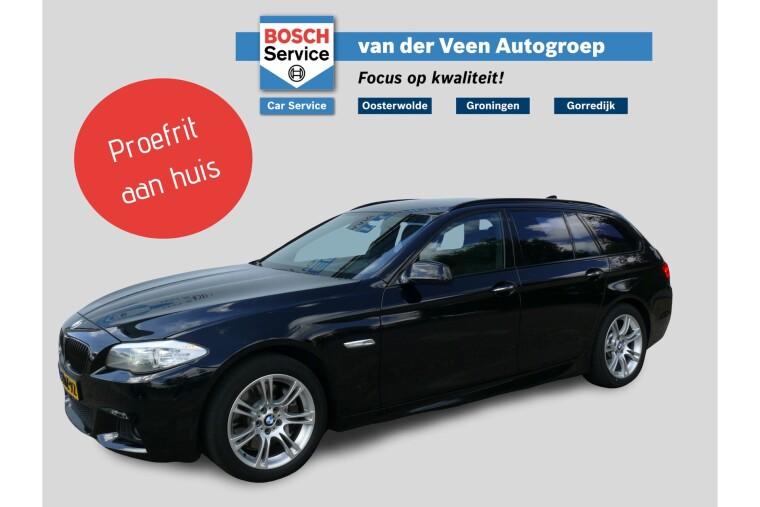 Foto van BMW 5 Serie Touring 530d High Executive | M pakket!