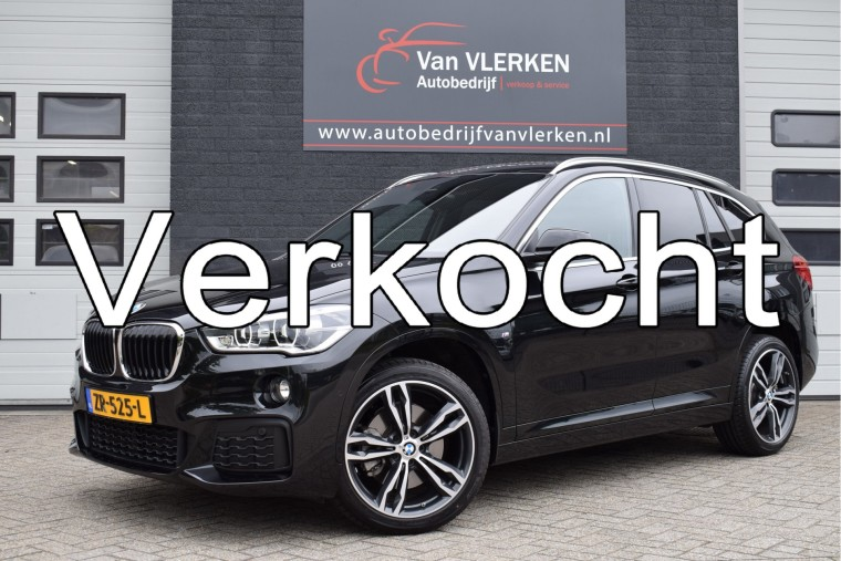 Foto van BMW X1 2.0i xDrive M PAKKET, NAVI, TREKHAAK ,HEAD-UP
