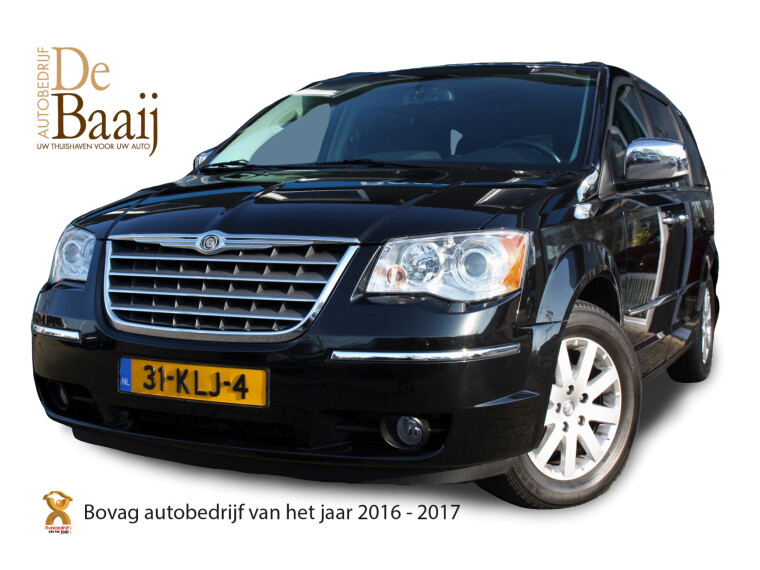 Foto van Chrysler Grand Voyager 3.8 V6 Touring 194pk