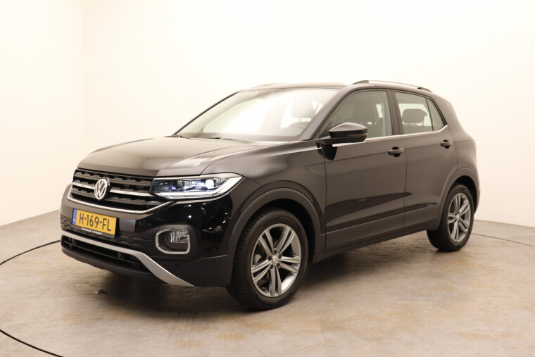 Volkswagen T-Cross 1.0 TSI 116PK Style LED verl, camera, pdc,
