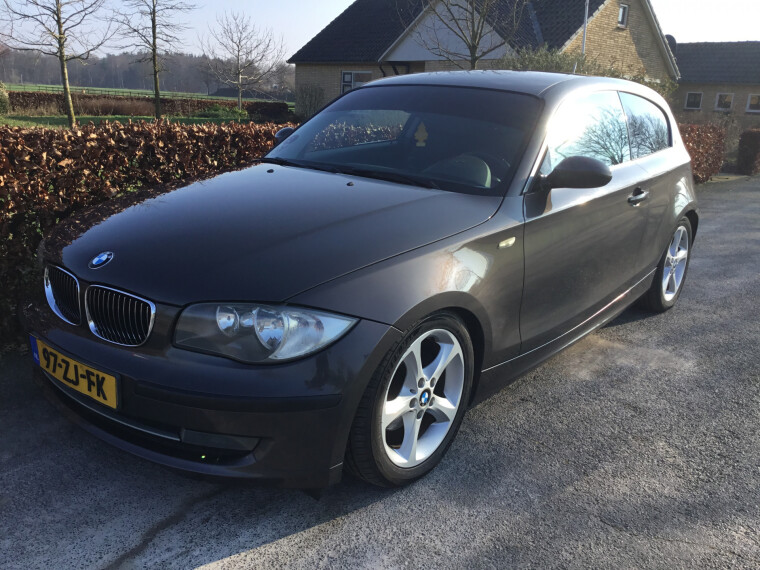 Foto van BMW 1 Serie 118d 136 PK Corporate Business Line