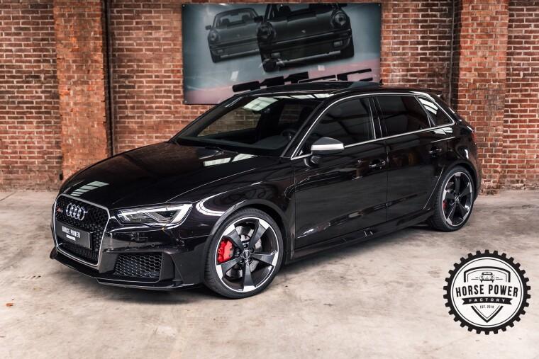 Foto van Audi A3 Sportback 2.5 TFSI RS3 quattro Pro Line Plus