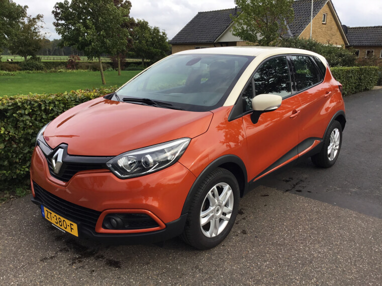 Foto van Renault Captur 0.9 TCe Authentique