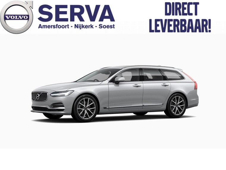 Foto van Volvo V90 T4 Geartronic Business Luxury