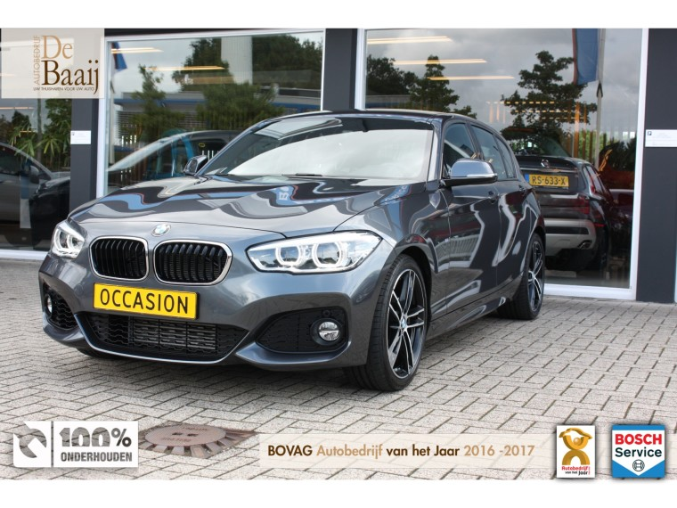 Foto van BMW 1 Serie 118i M-Sport Shadow Executive