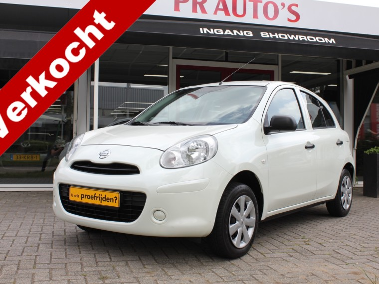 Foto van Nissan Micra 1.2 Connect Edition