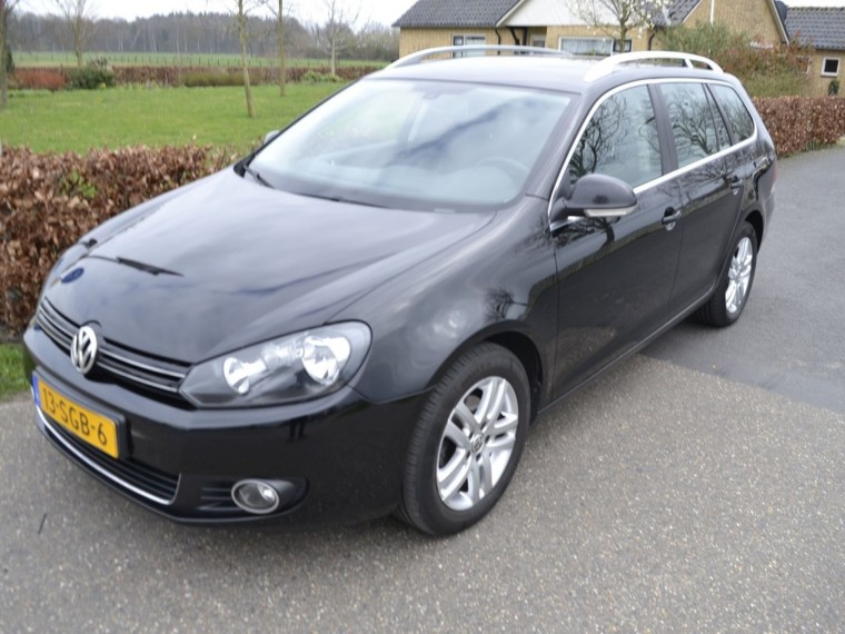 Foto van Volkswagen Golf Variant 1.2 TSI Highline BlueMotion