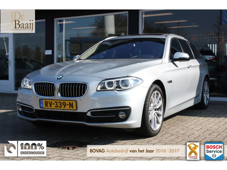 Foto van BMW 5 Serie Touring 530xd Luxury Edition