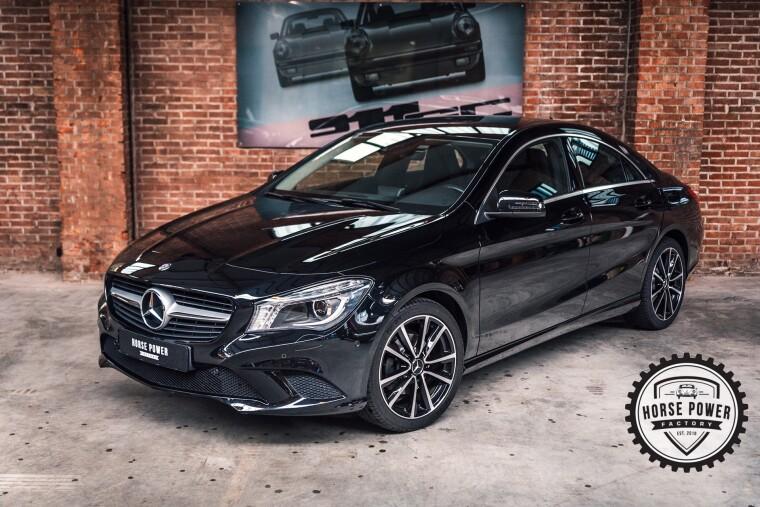 Foto van Mercedes-Benz CLA-Klasse 200 Ambition