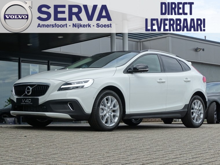 Foto van Volvo V40 Cross Country T3 Geartronic Polar+