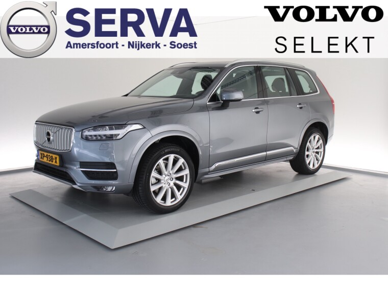 Foto van Volvo XC90 T5 AWD Inscription Luxury Scandinavian