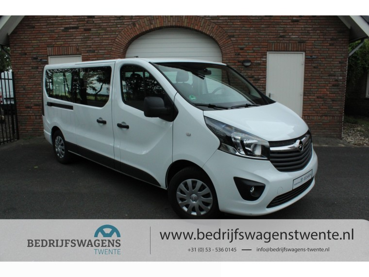 Foto van Opel Vivaro 1.6 CDTI L2H1 | 2x Schuifdeur | NAVI | CRUISE |