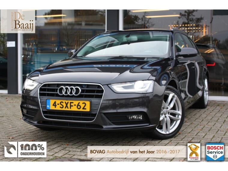 Foto van Audi A4 Avant 1.8 TFSI Business Edition