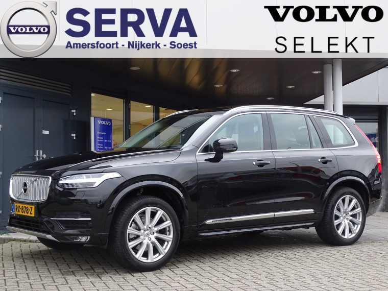 Foto van Volvo XC90 T5 AWD Aut. Inscription Luxury