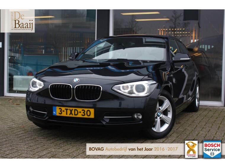 Foto van BMW 1 Serie 114i EDE Executive