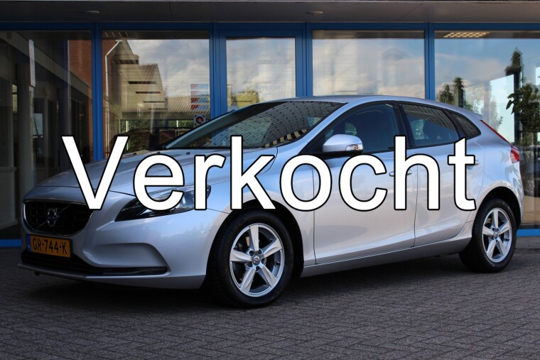 Foto van Volvo V40 2.0 D2 Kinetic Business