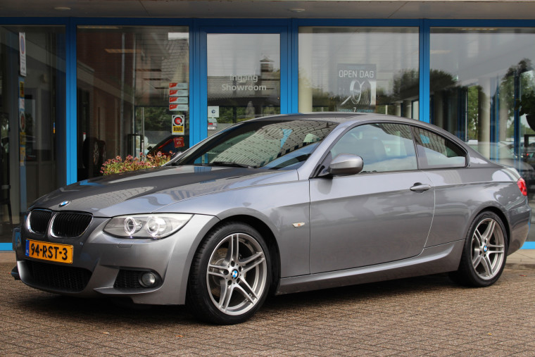 Foto van BMW 3 Serie Coupe 320i