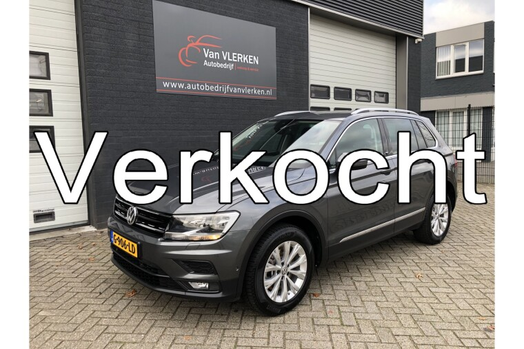 Foto van Volkswagen Tiguan 2.0 TSI 4Motion DSG Panoramadak Digital display