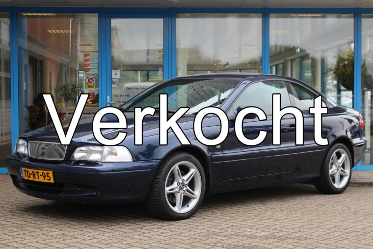 Foto van Volvo C70 Coupé 2.3 T-5 Exclusive