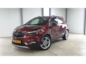 "Opel Mokka X 1.4 Turbo 140PK Innovation leder navigatie led schuifdak 19"" lm"