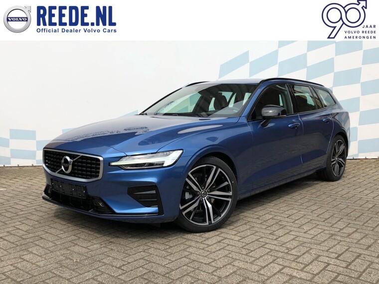 Foto van Volvo V60 T4 Geartronic R-Design