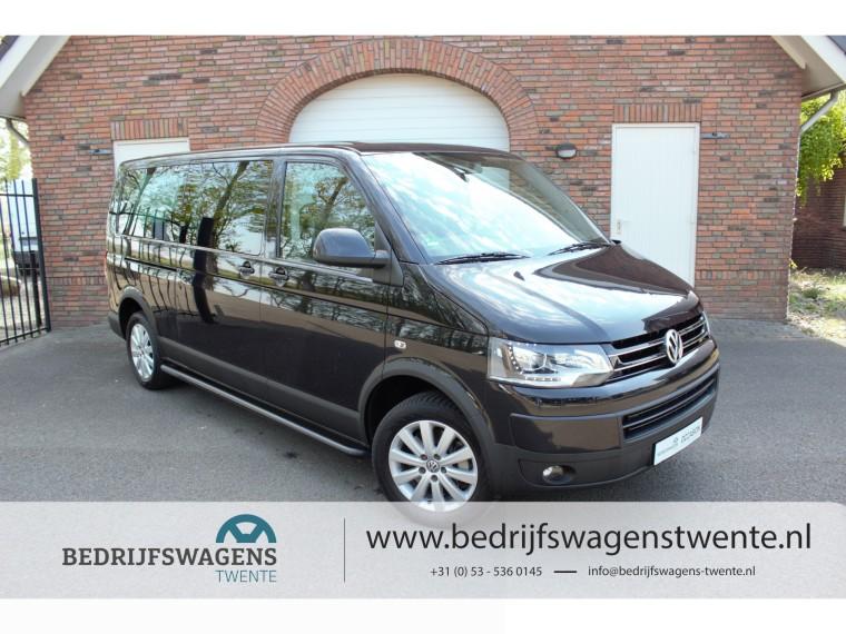 Foto van Volkswagen Multivan T5 2.0 TDI 180PK L2H1| GEEL KENTEKEN | MEENEEMPRIJS! INCL.BTW/BPM