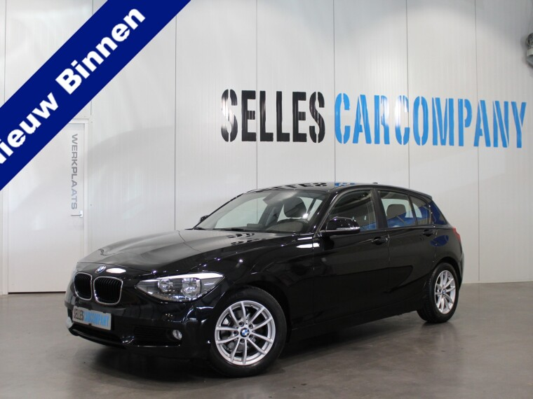 Foto van BMW 1 Serie 116d EDE Executive