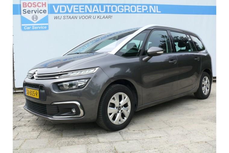 Foto van Citroën Grand C4 Picasso 1.2 PureTech Business 130 PK, 7 PERSOONS!