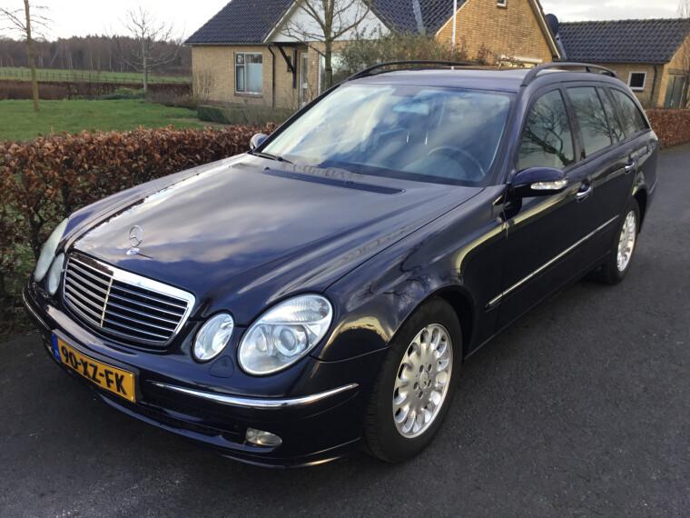 Foto van Mercedes-Benz E-Klasse Combi 220 CDI 150 PK Elegance