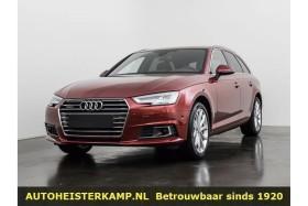 Audi A4 Avant 2.0 TFSI quattro 252 PK ACC LED Trekhaak Standkachel Camera